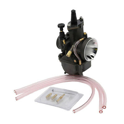 32MM Carb Kit PWK 32 Carburetor With Power Jet For Scooter ATV Quad Keihin