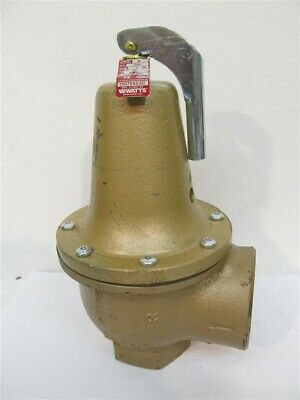 "Watts 0384042, Model M, Series 740,  2"" Boiler Pressure Relief Valve"