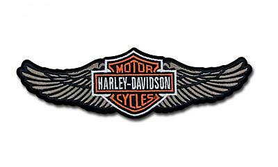 Harley Davidson Aufnäher/Patch Modell Straight Wings