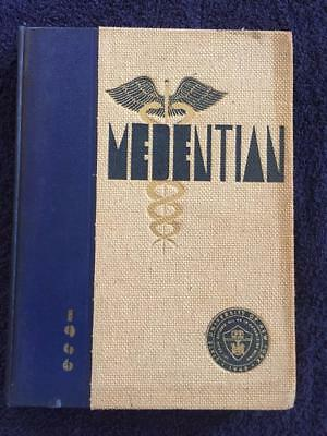 1966 STATE UNIVERSITY COLLEGE AT BUFFALO SCHOOL OF MEDICINE Annual YEARBOOK