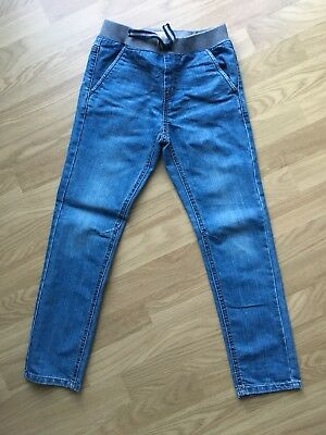 ⭐️Jeans Hose Gr. 134 C + A Slim Fit Pull On⭐️ Neuw.