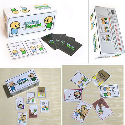 Nntellectual games Joking Hazard Card Game Board Game Game Cards Party toys