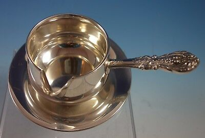 Francis I by Reed & Barton Old Sterling Silver Pipkin & Rare Underplate (#1977)