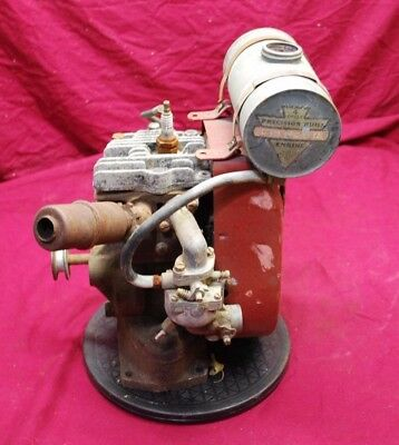 Clinton Gas Engine Motor Model