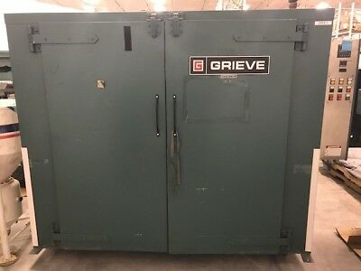 Grieve Walk In Commercial Oven WRH686-500