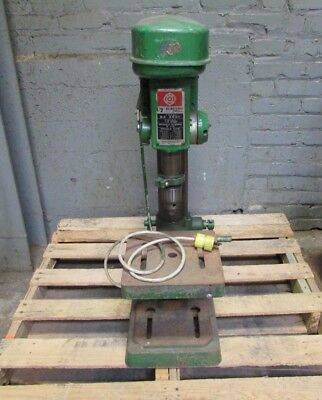 """Hitachi Type BE-3601 1/2"""" Benchtop Electric Drill Press"""