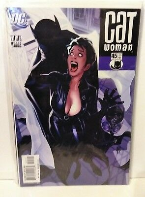 Catwoman 45. NM+ 9.8 COPY. Combine shipping. Adam Hughes auction starts Tues.