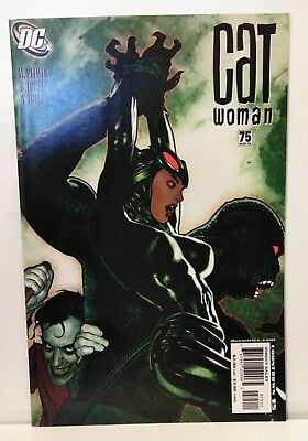Catwoman issue #75 NM+ 9.8 1st Print DC Adam Hughes Cover. Combine shipping.
