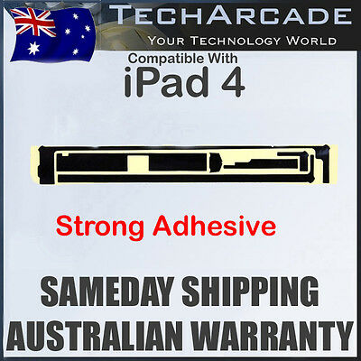 Original Double Sided Adhesive Tape iPad 4 4th Gen Glass Screen LCD Digitizer