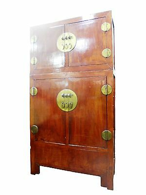 Antique Chinese Ming Cabinet (9993),Extra Tall, Circa 1800-1849