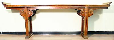 Authentic Antique Altar Table (5091) Ming Style, Circa 1800-1849