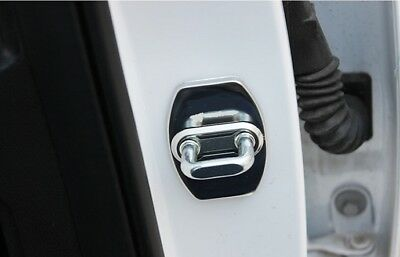 4PCS Stainless Car Door Lock Protection Cover For Chevrolet Cruze 2017-2018