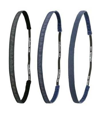 Ivybands Anti-Rutsch Haarband Set Jeans Up Your Life