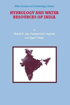 Hydrology and Water Resources of India - 9781402051791 DHL-Versand PORTOFREI