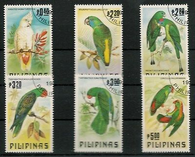 Philippinas Nice Lot Of Many Mnh**stamps With Parrots -Cag 250115