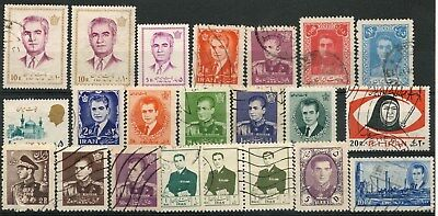 Middle East Nice Lot Of Many Old Used & Unused Stamps -Cag 250115