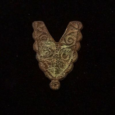 Ancient Viking Gorgeous Ornate Artifact