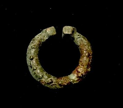 Ancient Viking Brooch Artifact