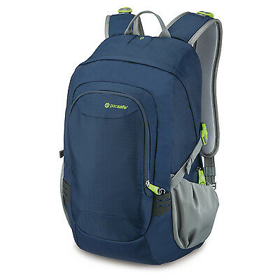 Pacsafe Venturesafe 25L GII Anti-Theft Travel Pack  Navy Blue 60300606