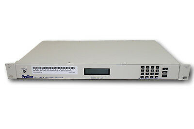 TrueTime Symmetricom XL-AK GPS Time & Frequency Receiver Model 600-101-111