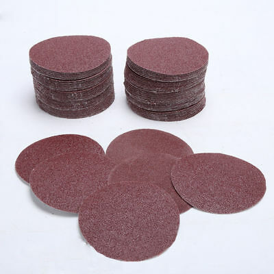 125mm 5 inch Round Sanding Sheet Mix Grit Sander Disc Pad Polisher Sandpaper