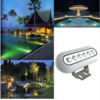 1pcs DC12V Underwater Led Boat Lights IP68 for Swimming Pool Ponds Fish Tank
