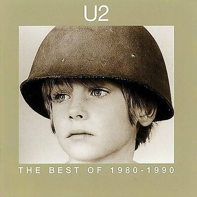 U2      -      The Best Of 1980-1990     -       New Cd