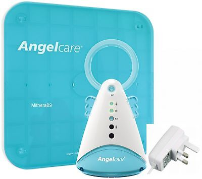 Angelcare AC300 Baby Monitor BREATHING MOVEMENT ALARM Sensor Pad + MAINS ADAPTOR