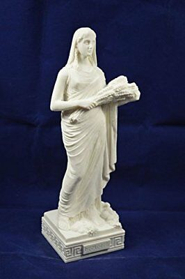 Demeter sculpture statue ancient Greek Goddess of the agriculture
