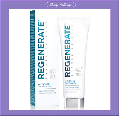 Regenerate Enamel Science Advanced Toothpaste 75ml Exp 05/2020