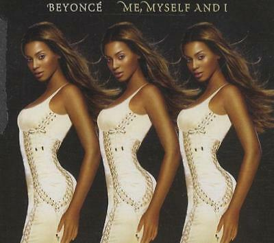 "Beyonce Knowles Me Myself And I UK CD single (CD5 / 5"") promo SAMPCS136111"