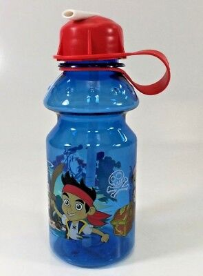 Jake And The Neverland Pirates 414Ml Kids Tritan Drink Bottle Zak Designs