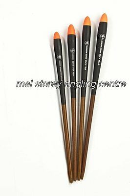 Dave Harrell Angling Lignum Dome Stick Float Red Top 8 / 10 / 12 & 14No.4