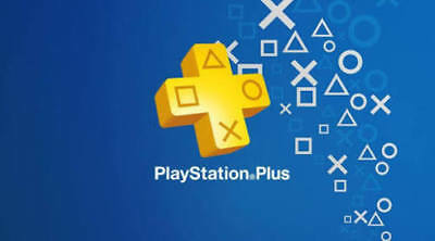 PSN Plus 28 days (2x14days)-PS3-PS4 PSVita NO.CODE/28 giorni(2x14)