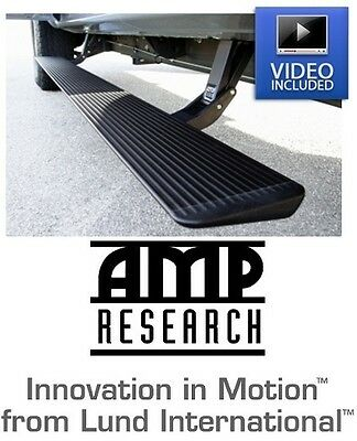 Amp Research Running Board Power Steps w/ Light Kit fits 2014-2017 Ford Transit