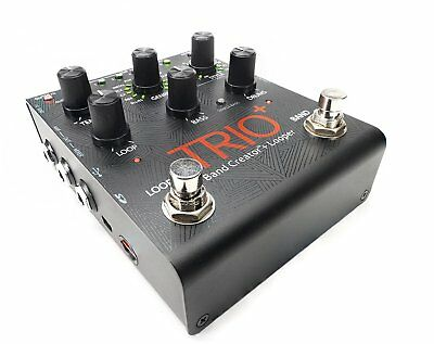 DigiTech Trio+ Plus Band Creator and Looper Pedal NEW 00691991001802