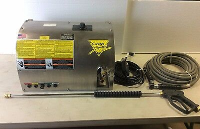 CAM SPRAY 1000WM/S Electric Pressure Washer 1000psi 2.2 gpm Detergent Injection