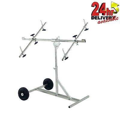 Large Rotating Body Shop Panel Stand - Paint Repair Bodyshop Garage Panelstand