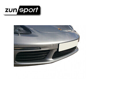 ZUNSPORT BLACK GRILLE SET for PORSCHE 718 BOXSTER AND CAYMAN
