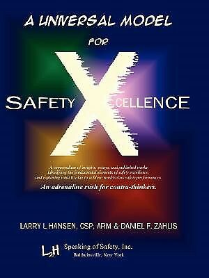 A Universal Model for Safety X-Cellence by Hansen, Larry L. -Paperback