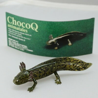 ChocoQ Animatales Pet Animals Series 4 Takara Kaiyodo No.098 Axolotl Green