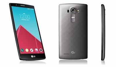 NEW GSM UNLOCKED LG G4 US991 32GB Metallic Gray T-MOBILE AT&T Smartphone