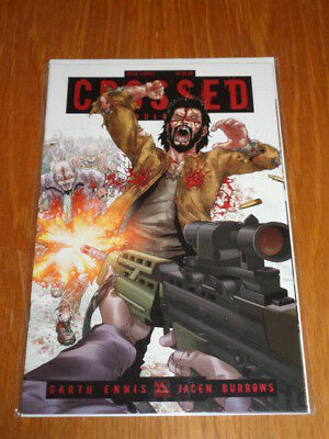 Crossed Badlands #3 Avatar Comics Wrap Cover March 2012 Nm (9.4)