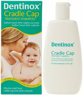 2x Dentinox Cradle Cap Treatment Shampoo (EXP 30/11/17)