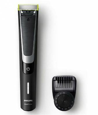 Phillips QP6510 OneBlade Pro Electric Grooming Shaver & Trimmer Brand NEW Model