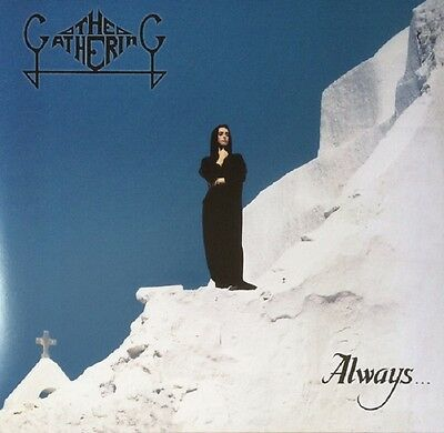 THE GATHERING Always - LP / Vinyl - Reissue 2014 - Remastered