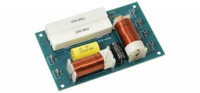 Qtx 900.591 2 Way Crossover 12dB 8 Ohm 200W with High Quality Components - Multi