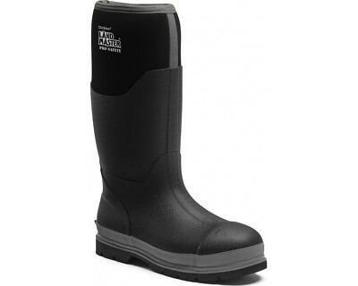 Dickies Landmaster Pro Safety Wellies Wellington Boots Black/Grey or Green 6-12