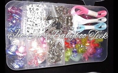 Dummy Clip Starter Kit NEW Dinky Dummies plus 5 FREE HEART CLIPS