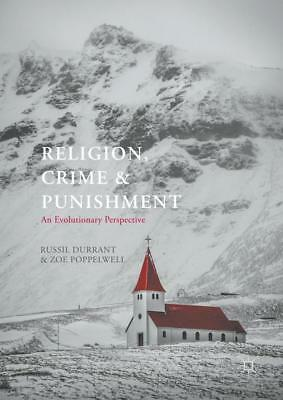Religion, Crime and Punishment - Russil Durrant / Zoe Poppelwell - 9783319644271